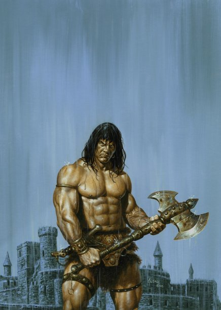 Conan's World and Robert E. Howard – by Darrell Schweitzer