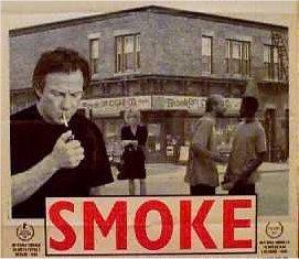 Auggie Wren's Christmas Story: Smoke
