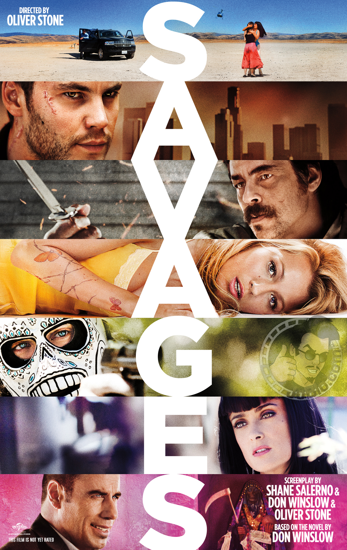This Review is NOT By Rex Reed: Savages