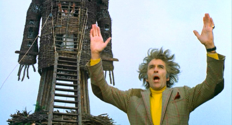 Inside the Wicker Man The Morbid Ingenuities By Allan Brown