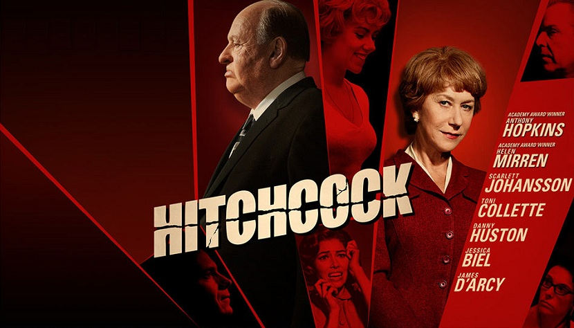 'He's Always Watching': Hitchcock (2012)
