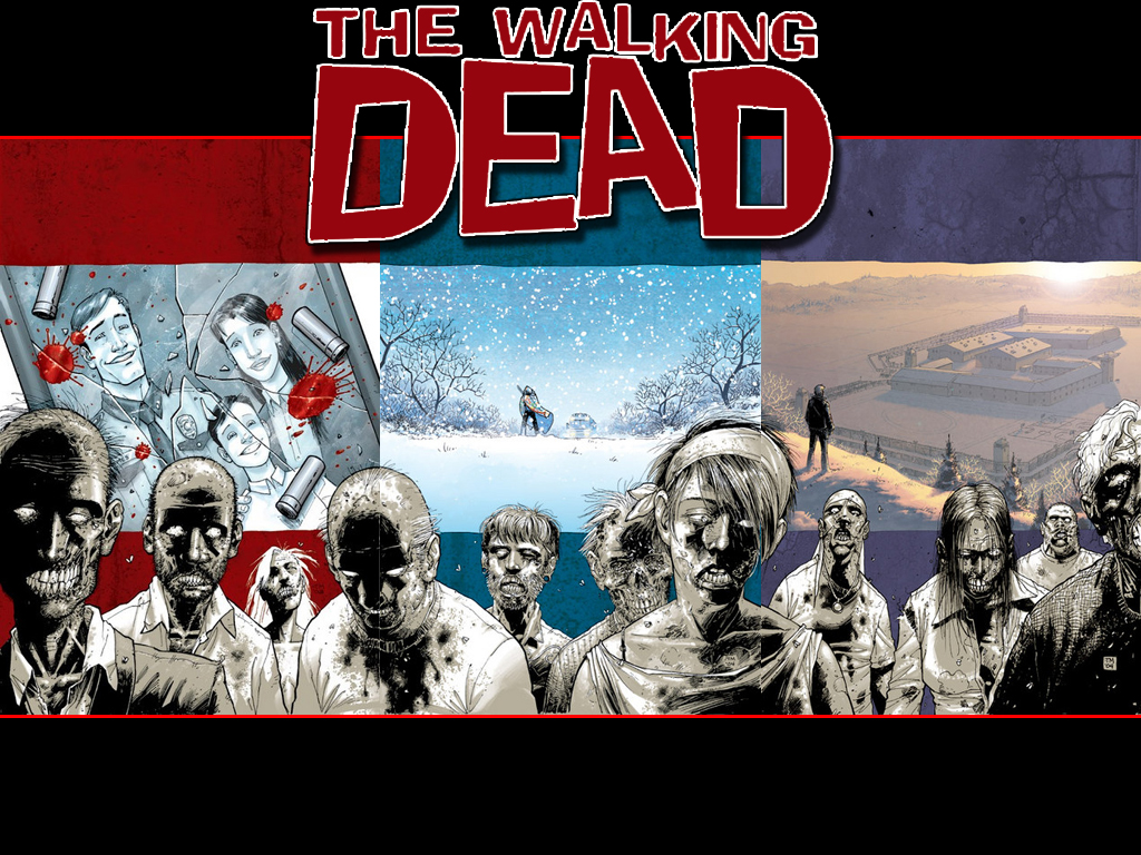 Life Affirming: The Walking Dead