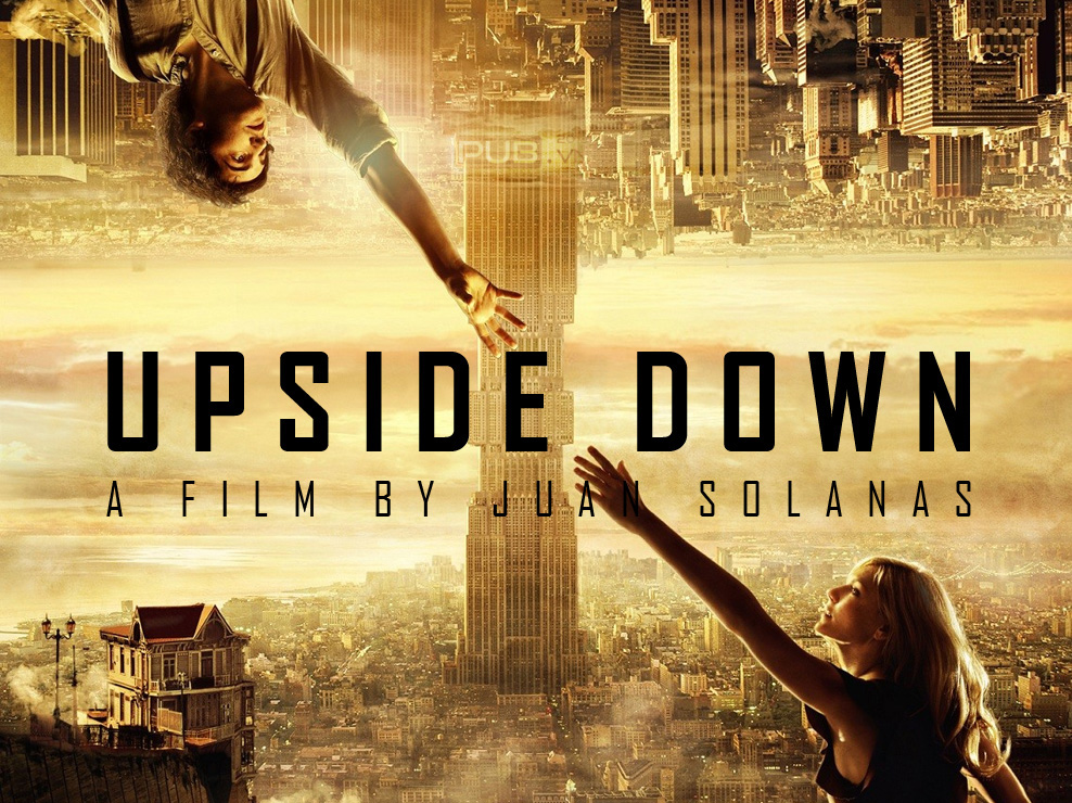 Get Out the Hot Milk and Honey:Upside Down (2012)