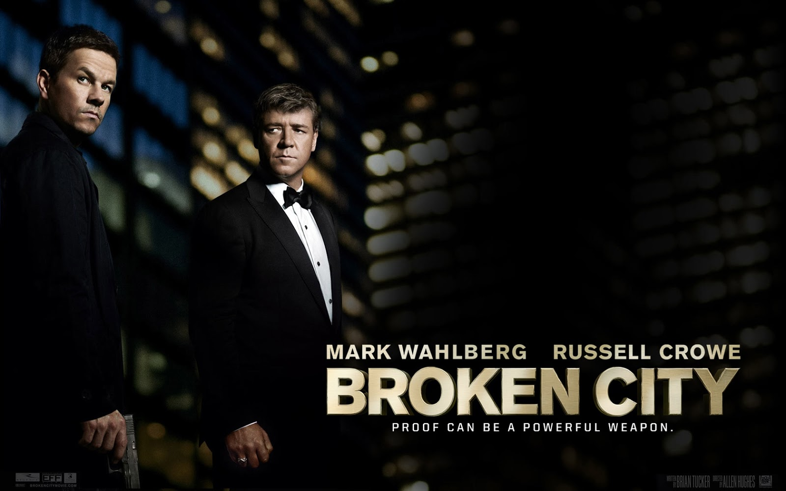 Getting it Fixed: Broken City (2013)