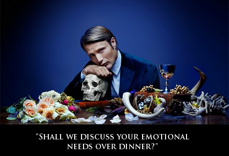 Hannibal: The Series Episodes 1-3