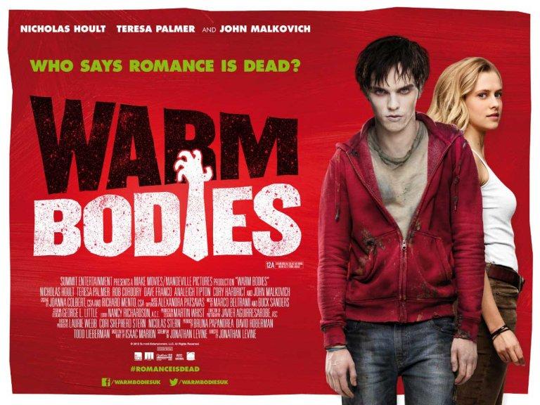 The Dead Don't Dream: Warm Bodies (2013)
