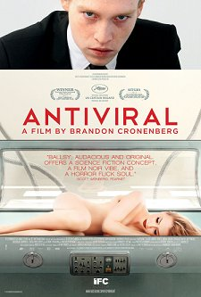 Receiving Celebrity Communion: Antiviral (2012)