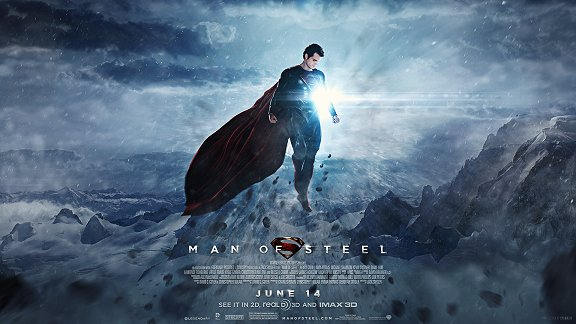 Mindless Mass Murder and… Man of Steel (201