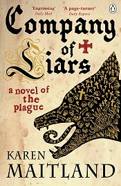 Company of Liars a novel of the plague
