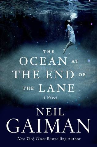 Apologies to Gaiman Fans:  The Ocean at the End of the Lane