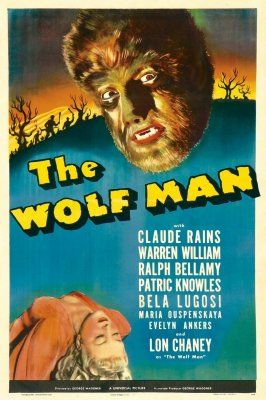 Even a Man Who is Pure in Heart: The Wolf Man (1941)