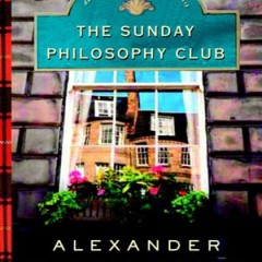 The Sunday Philosophy Club (2004)