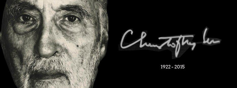Christopher Lee 1922-2015