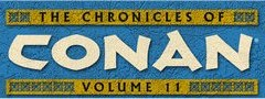The Chronicles of Conan – Volume 11 – The Dance of the Skull And Other Stories