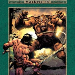 The Chronicles of Conan Volume 14: Shadow of the Beast And Other Stories