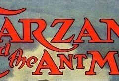 Retro-Weird! Tarzan and the Ant Men