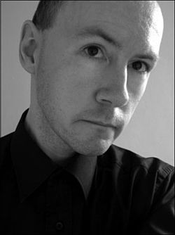 Author John Coulthart
