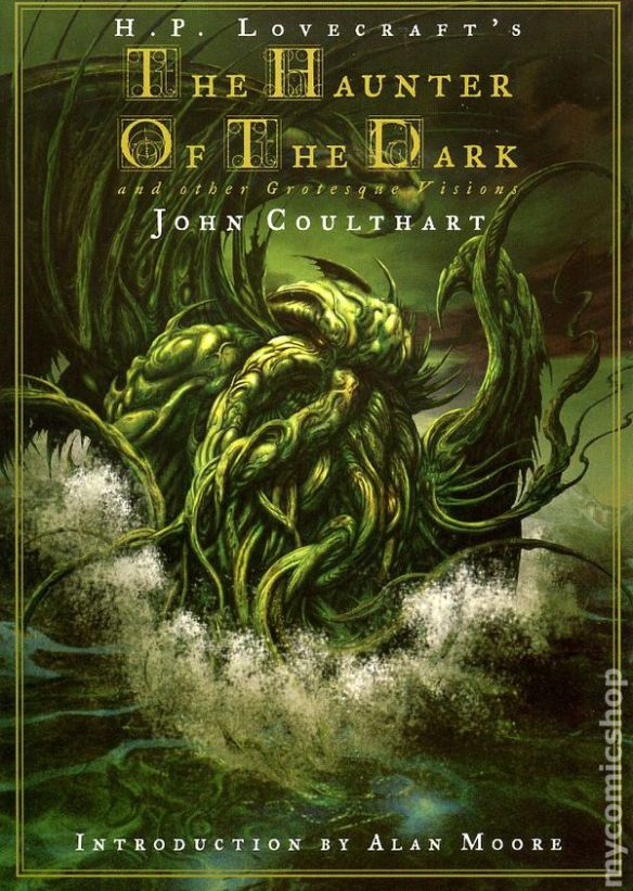 H.P. Lovecraft - Haunter Of The Dark