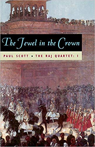 Raj Quartet - Jewel in the crown - Paul Scott